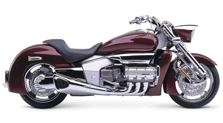 Honda valkyrie photo - 1