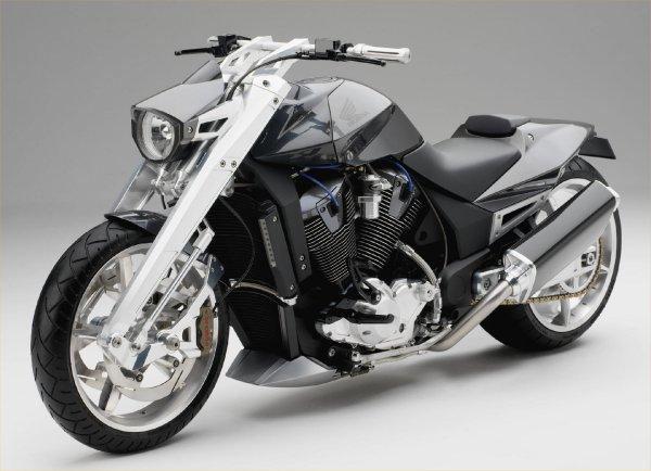 Honda valkyrie photo - 3