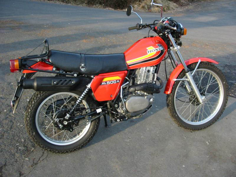 Honda xl photo - 1