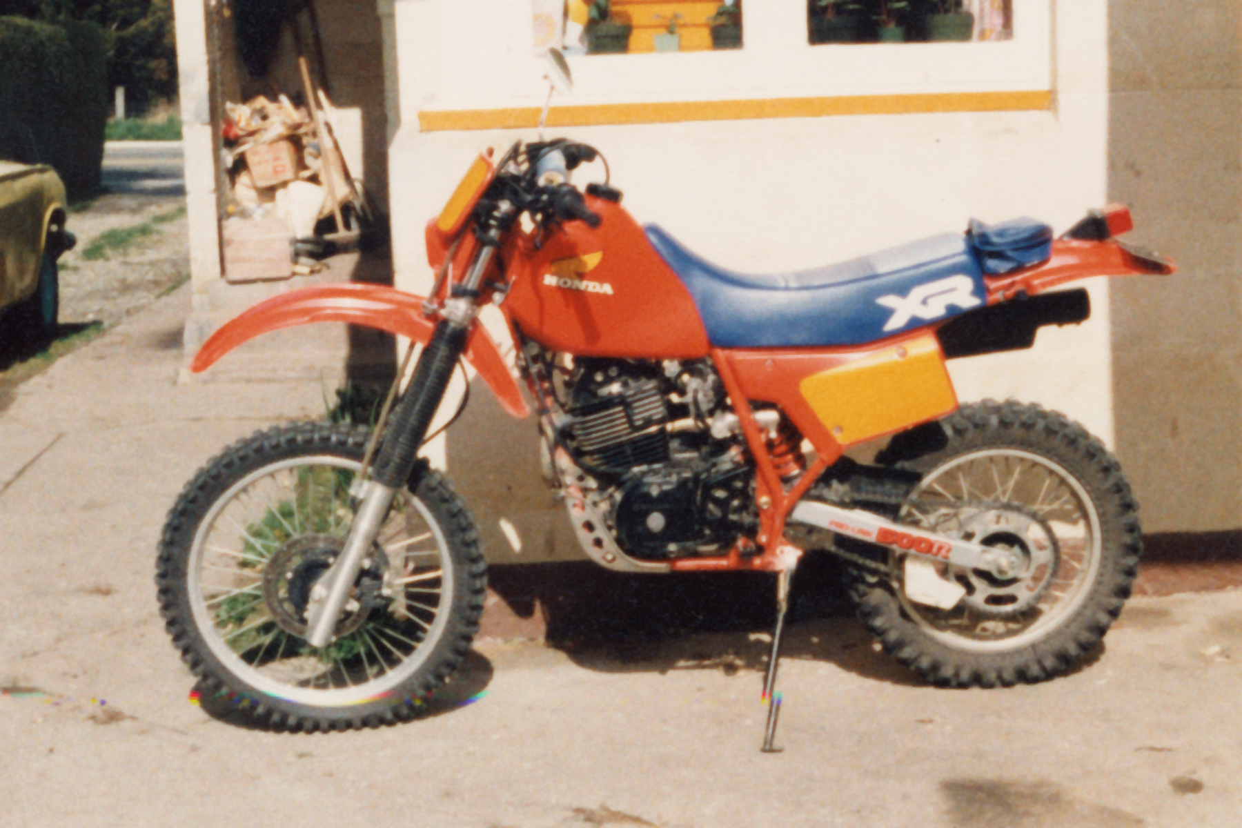 Honda xr photo - 4