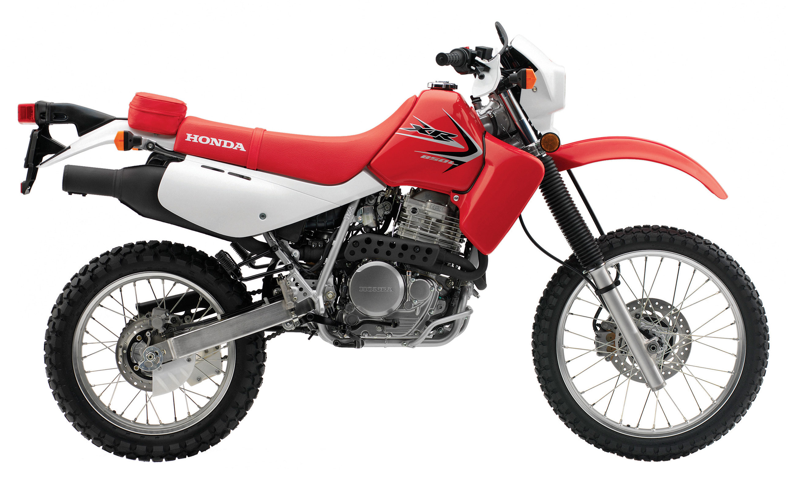 Honda xr650l photo - 4