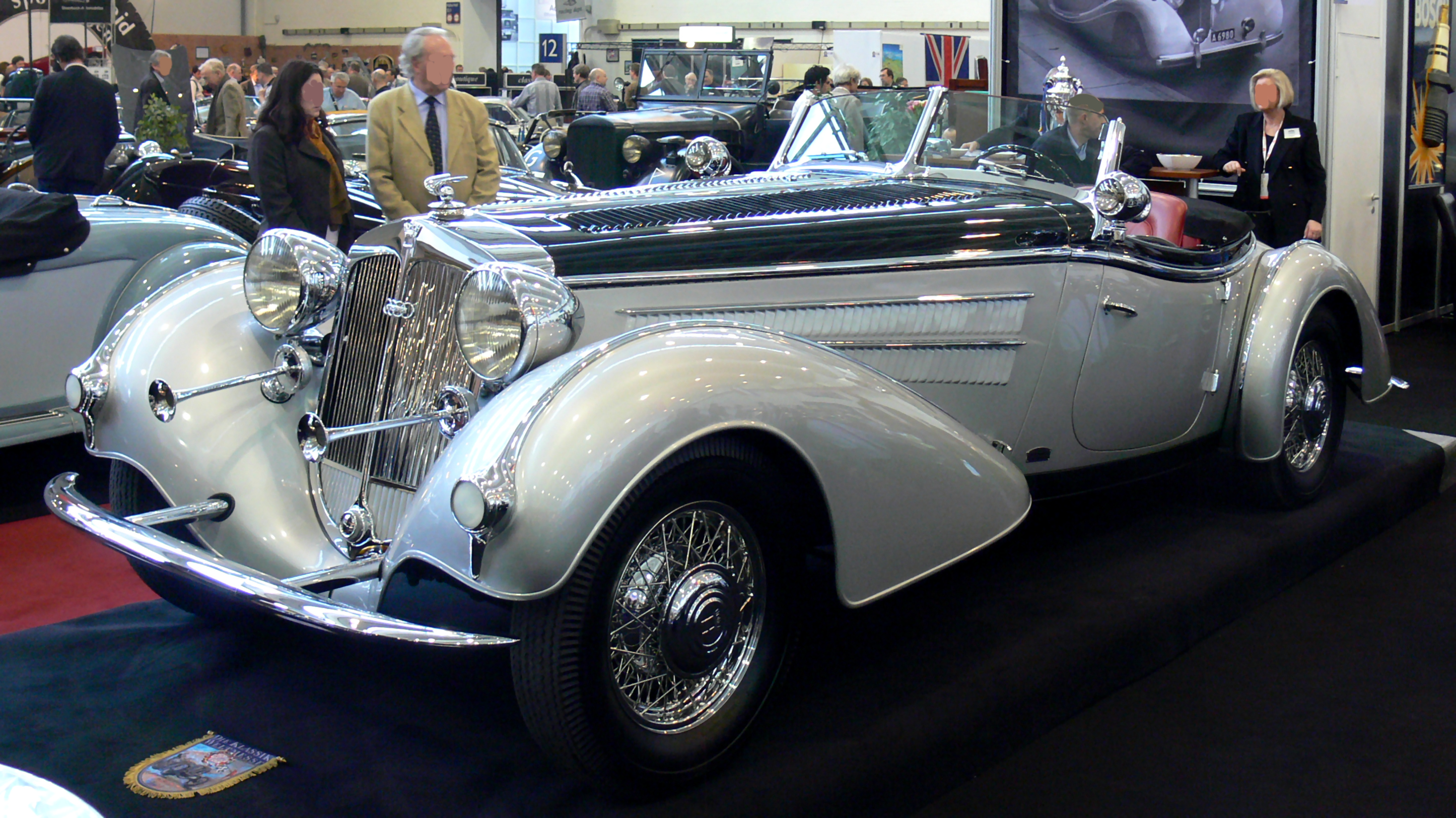 Horch 108 photo - 4