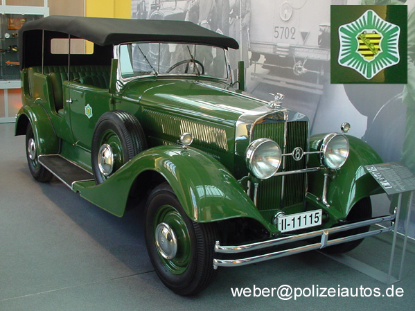 Horch 1a photo - 2