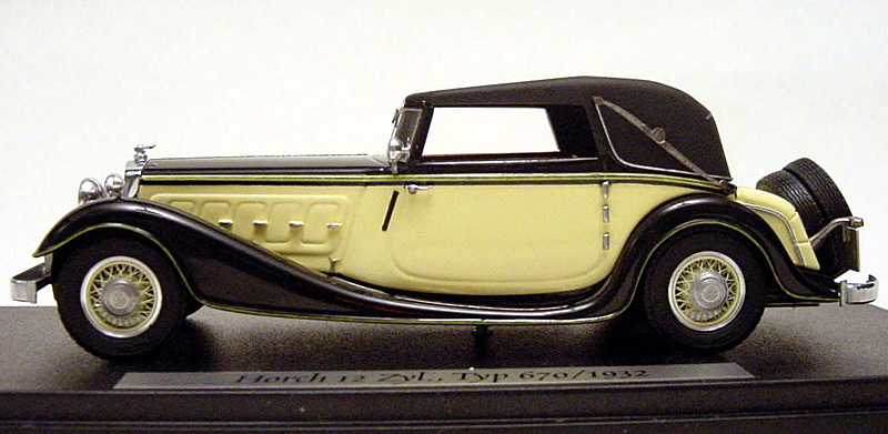 Horch 670 photo - 2