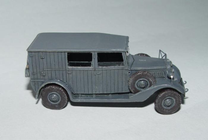 Horch 830 photo - 2