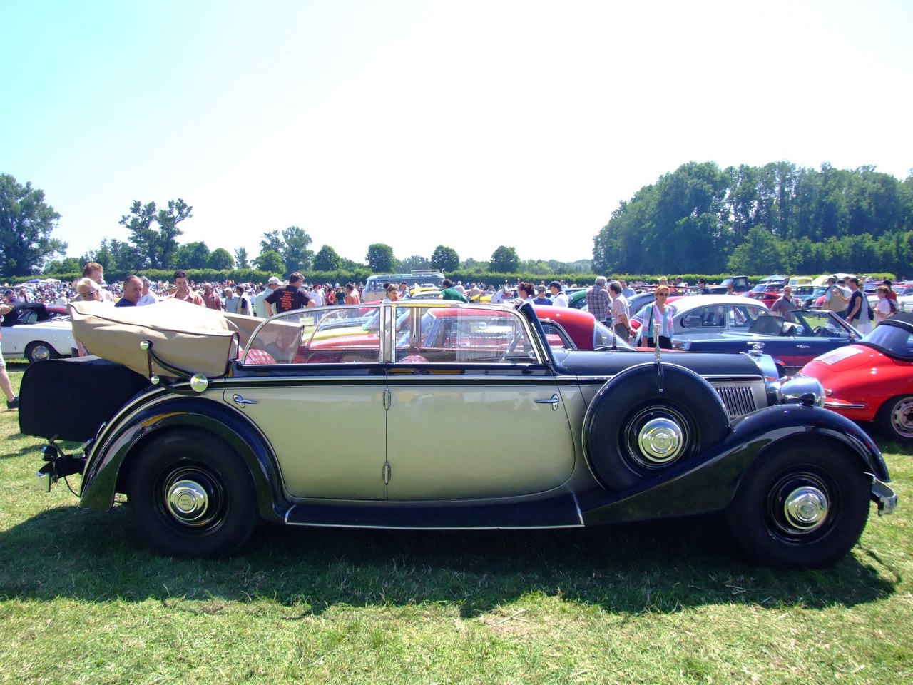 Horch 830 photo - 4