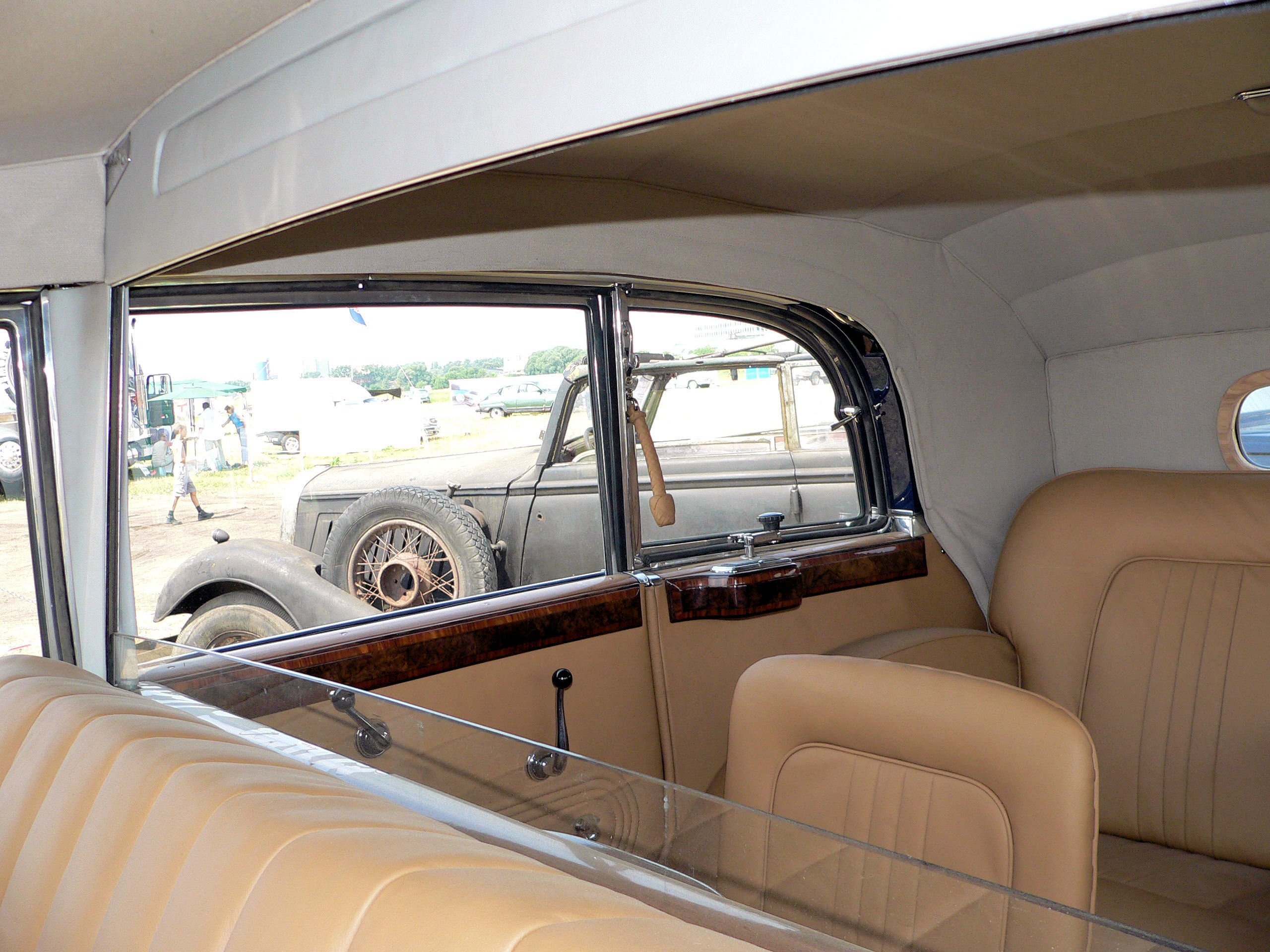 Horch 830bl photo - 1