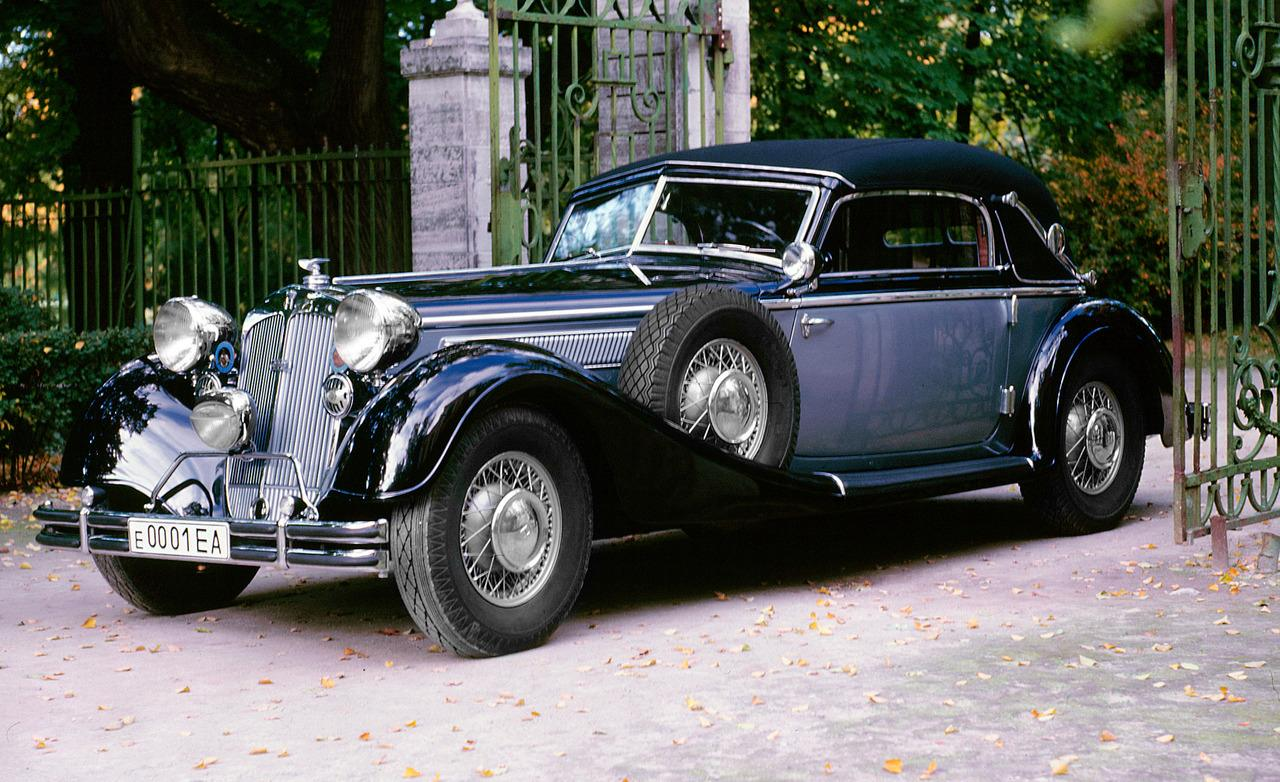 Horch 853 photo - 1
