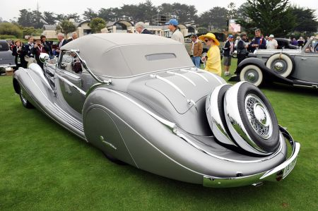 Horch 853 photo - 2