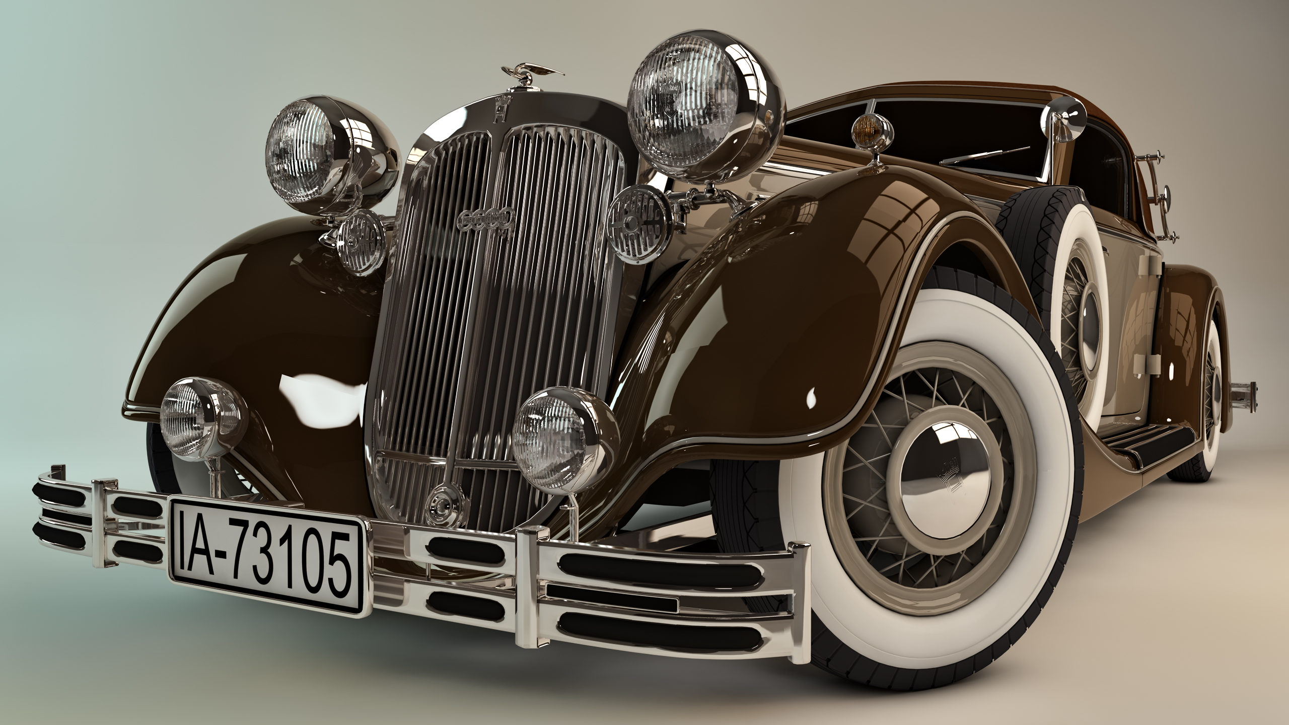 Horch 853a photo - 1