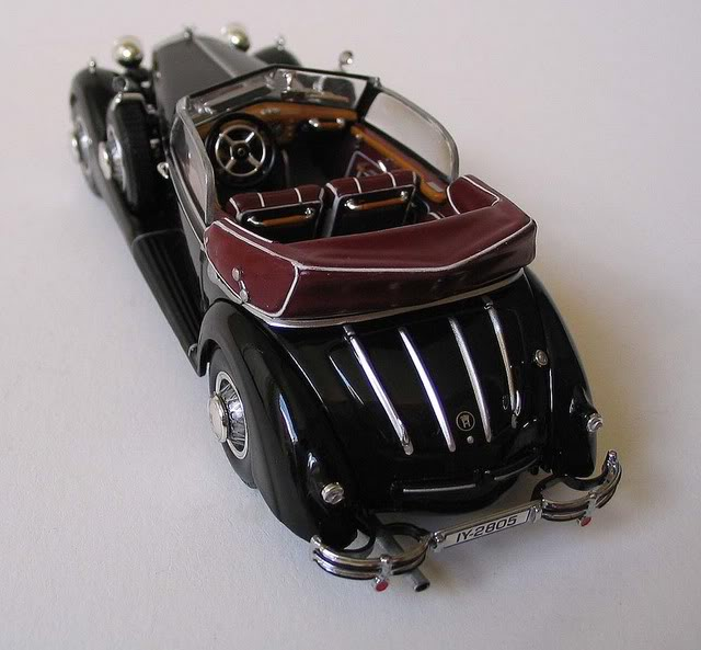 Horch 853a photo - 3