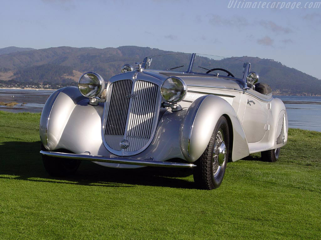 Horch 853a photo - 4