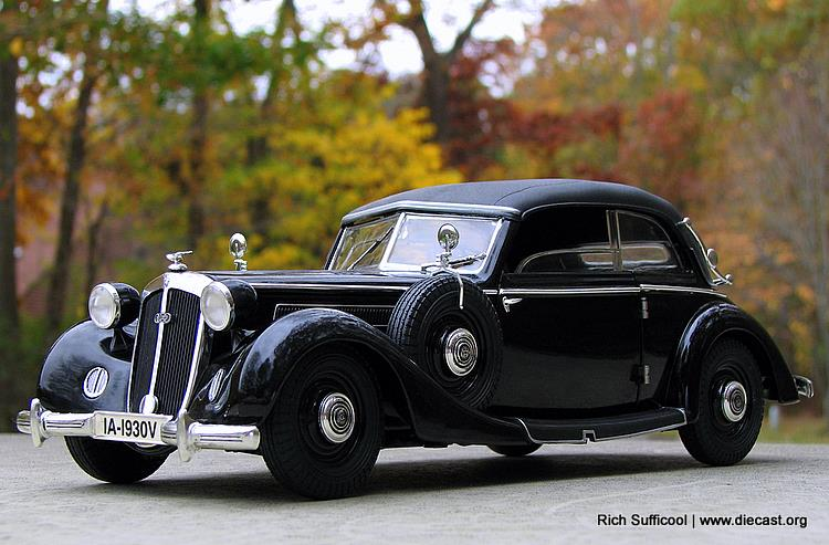 Horch 930v photo - 3