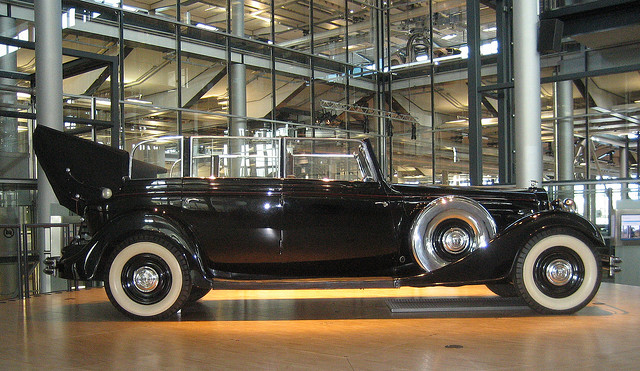 Horch 951 photo - 2