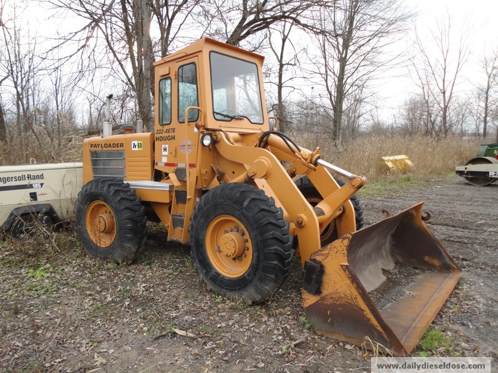 Hough payloader photo - 1