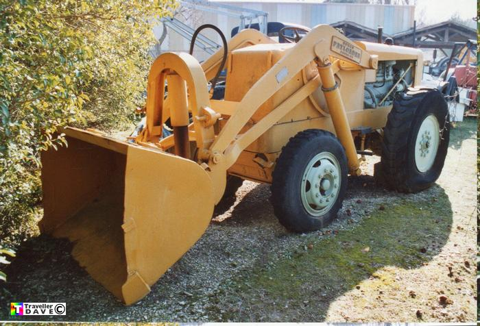 Hough payloader photo - 4