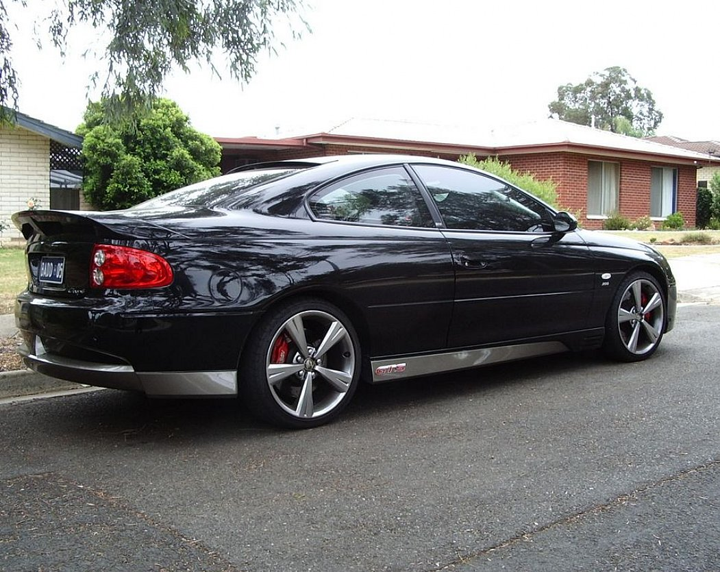 Hsv coupe photo - 3