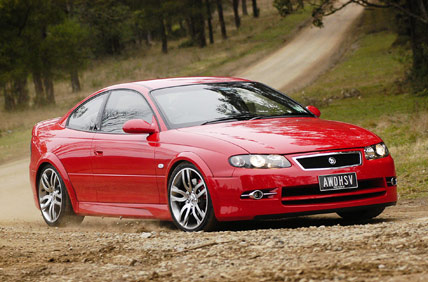 Hsv coupe photo - 4