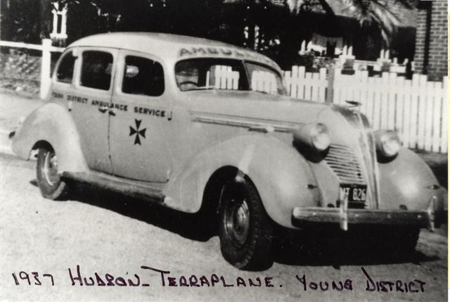 Hudson ambulance photo - 1