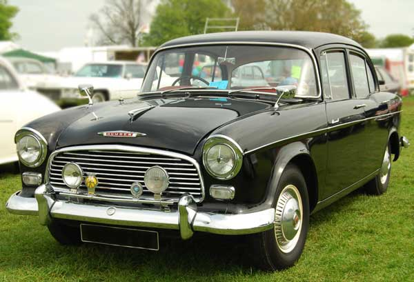 Humber hawk photo - 1