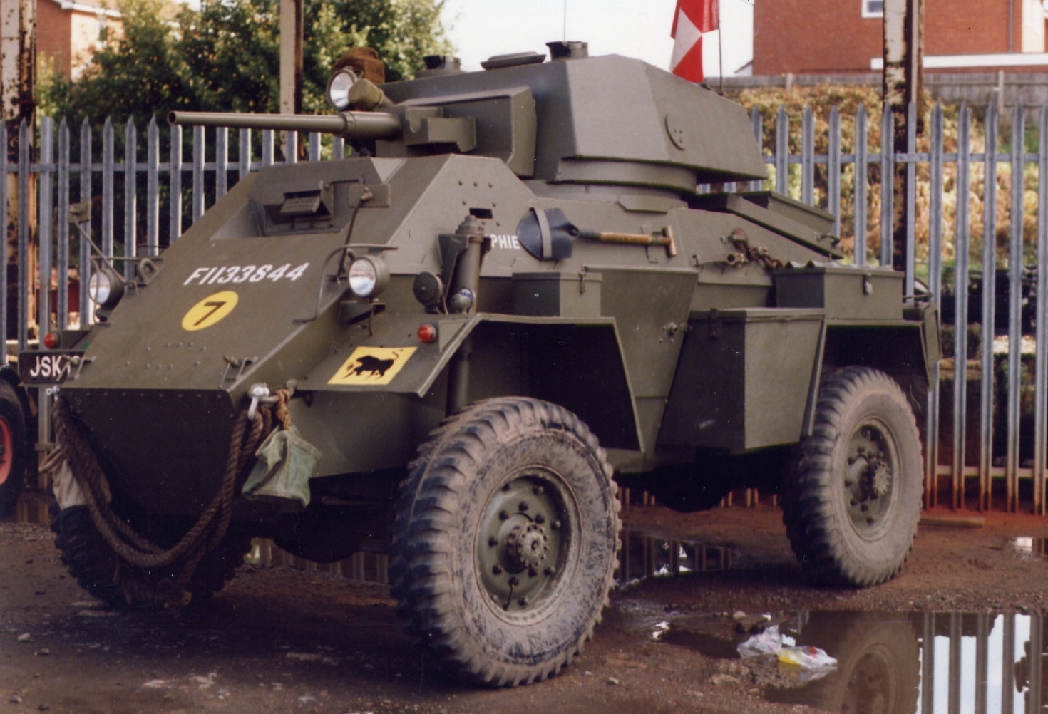 Humber mk.iii photo - 1