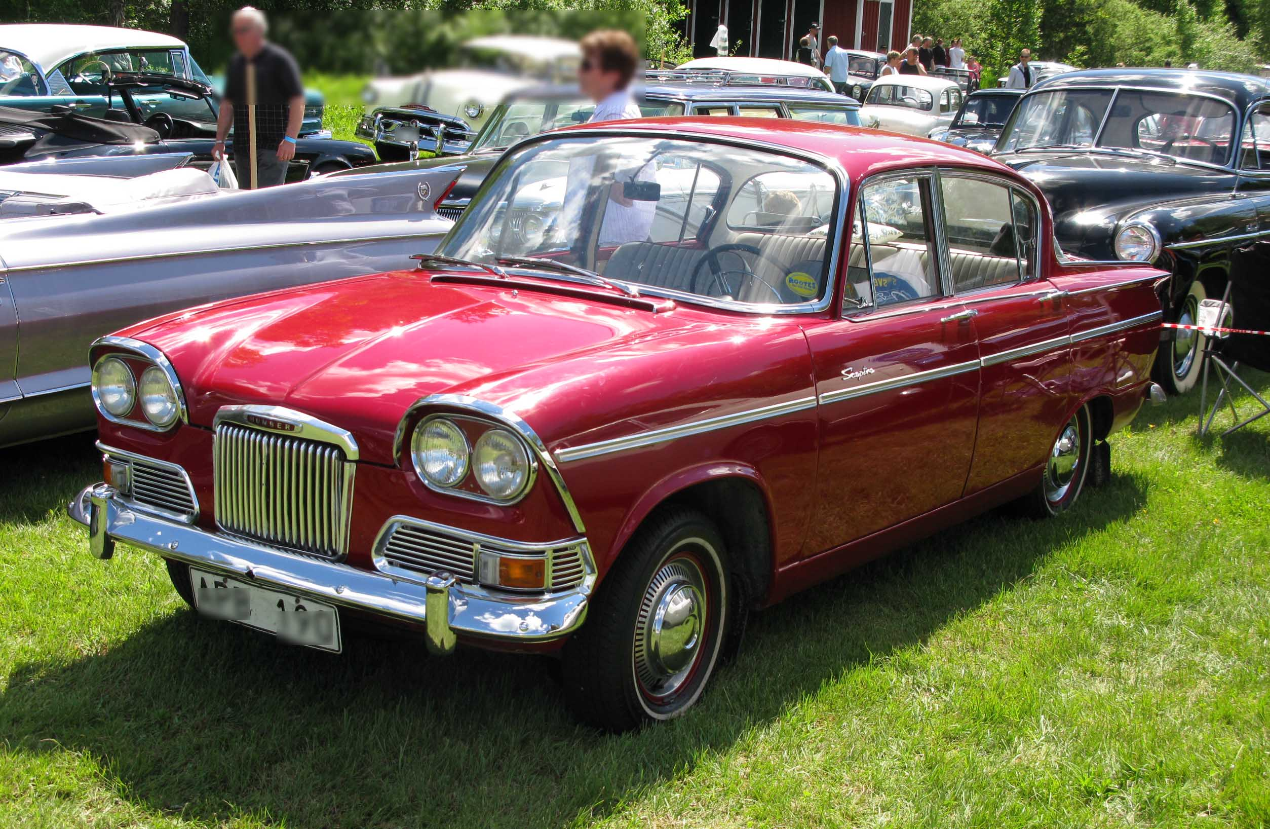 Humber sceptre photo - 1