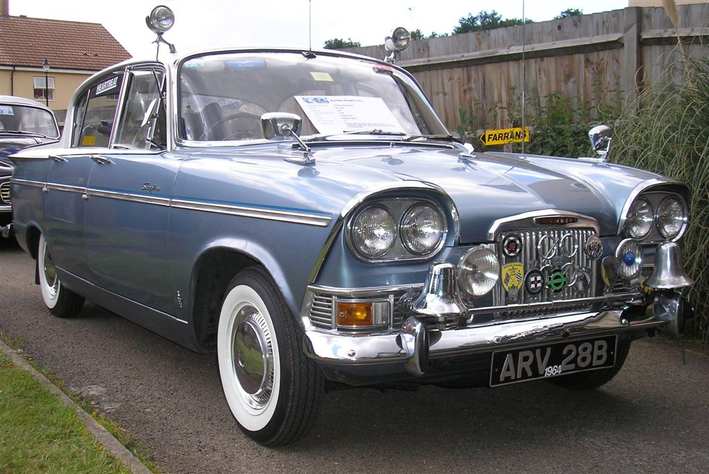 Humber sceptre photo - 2