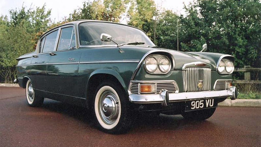 Humber sceptre photo - 3