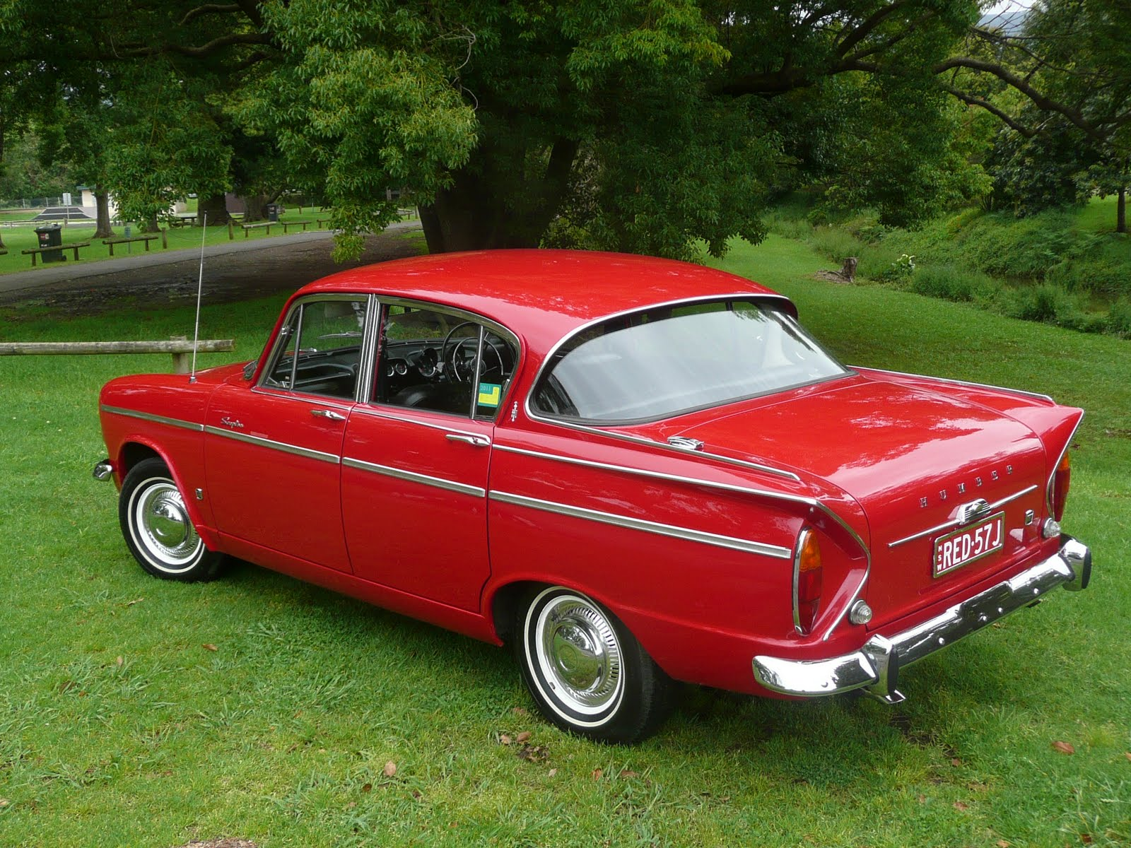 Humber sceptre photo - 4
