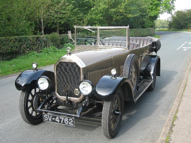 Humber tourer photo - 1