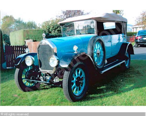 Humber tourer photo - 3