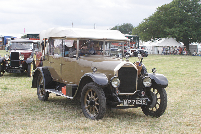 Humber tourer photo - 4