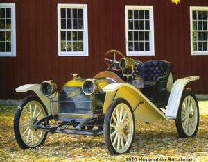 Hupmobile runabout photo - 1