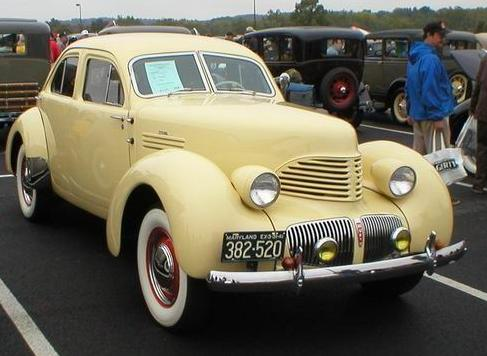 Hupmobile skylark photo - 4