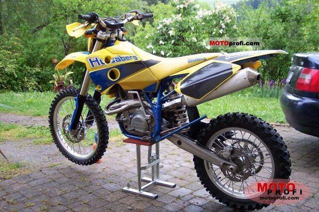 Husaberg 501 photo - 1