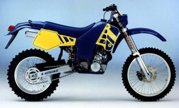 Husaberg 501 photo - 2