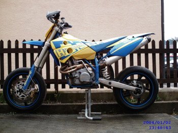 Husaberg 501 photo - 3
