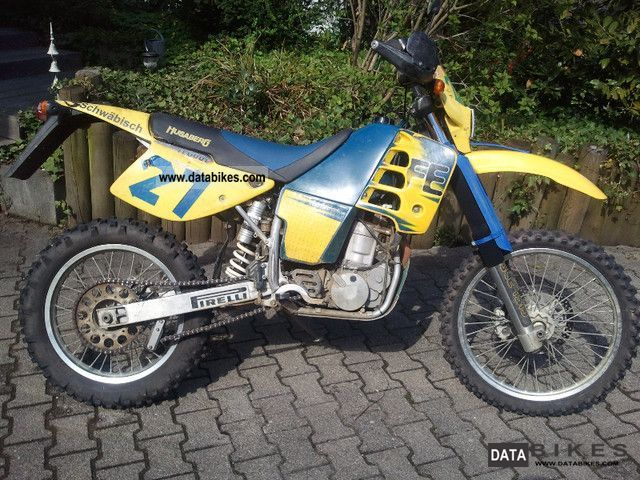 Husaberg 600 photo - 2