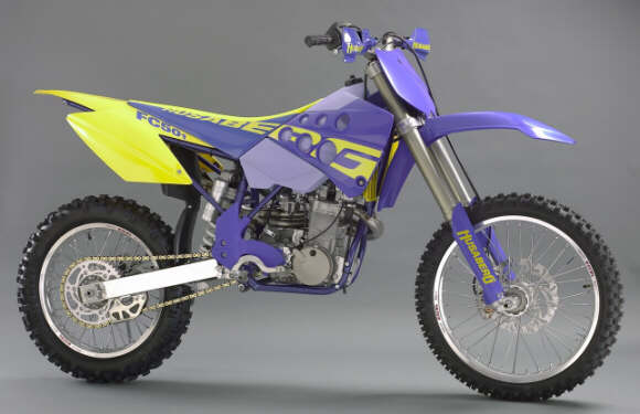 Husaberg 600 photo - 3