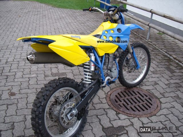 Husaberg 600 photo - 4