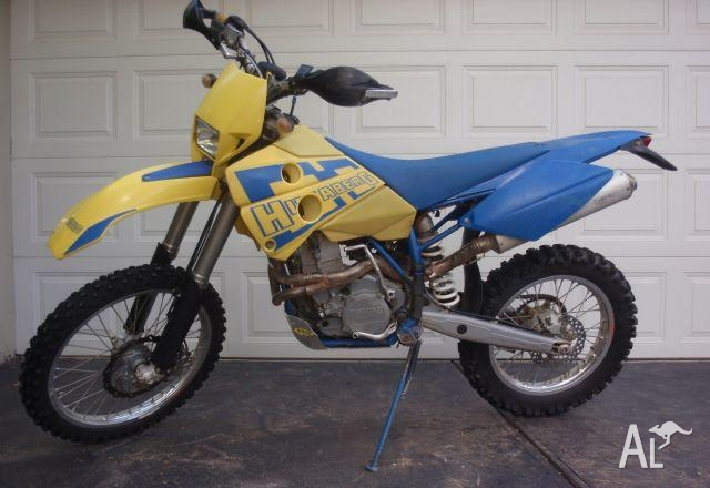 Husaberg fe650e photo - 1