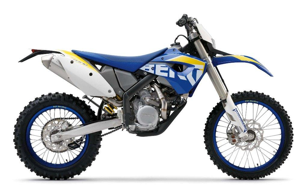Husaberg te photo - 2