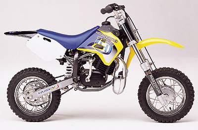 Husqvarna cr50 photo - 1