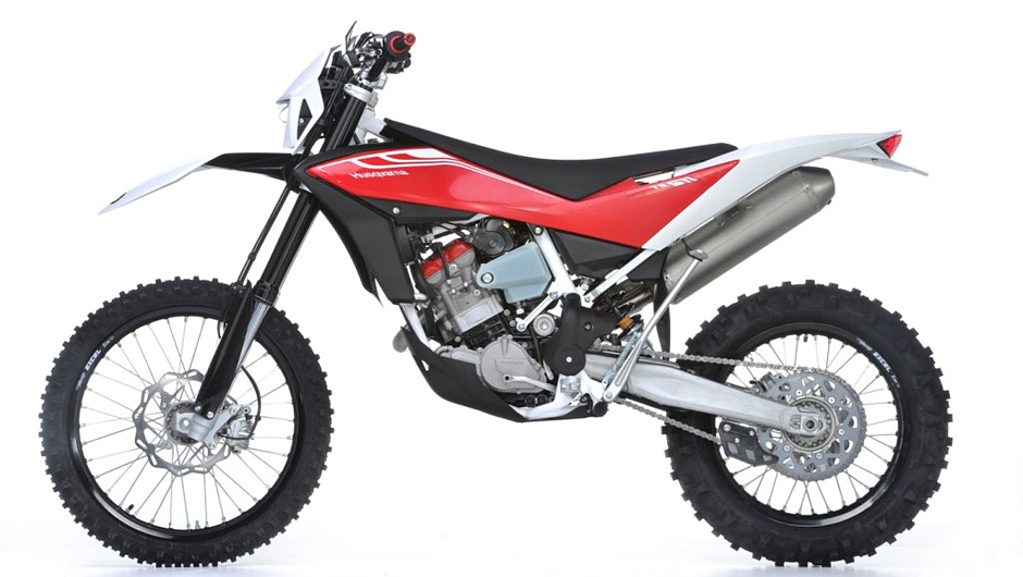Husqvarna te449 photo - 1