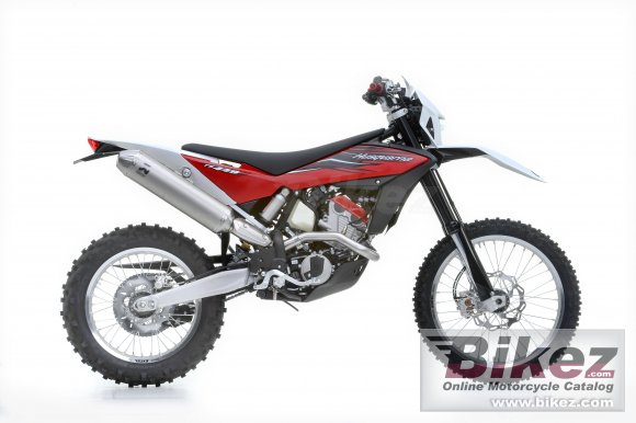 Husqvarna te449 photo - 2