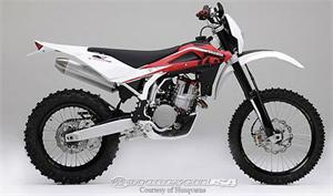 Husqvarna te450 photo - 4