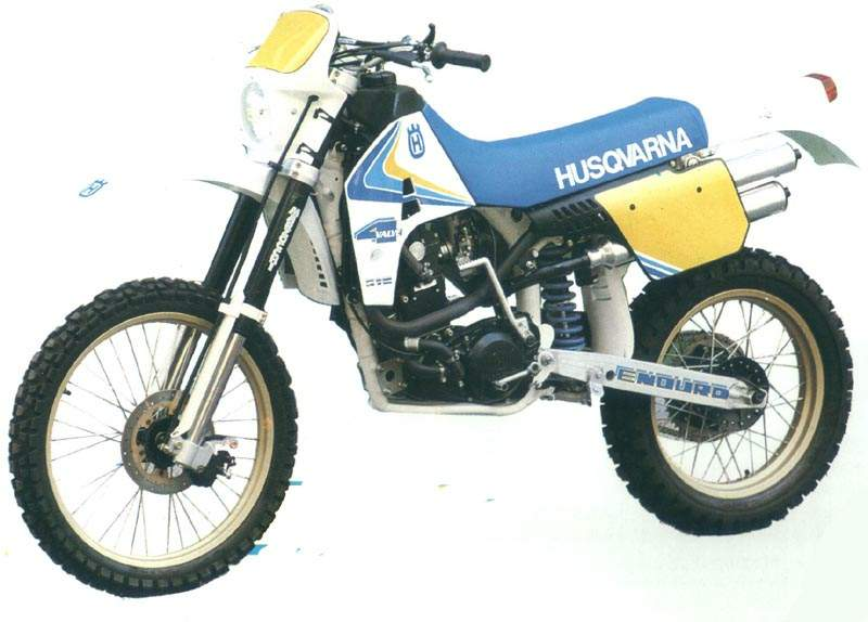 Husqvarna te510 photo - 2