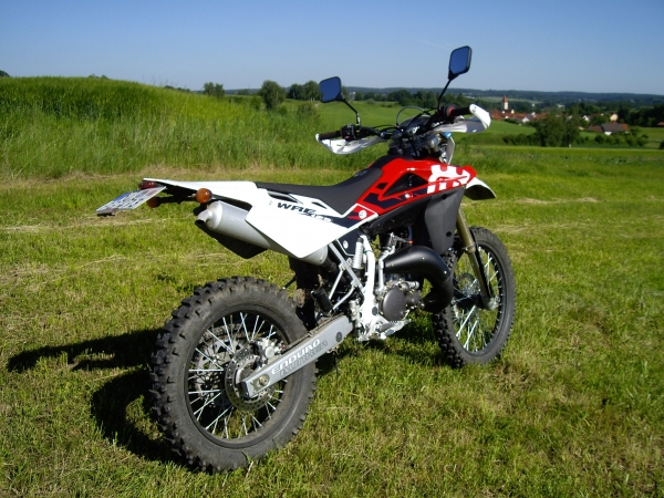 Husqvarna wre photo - 4