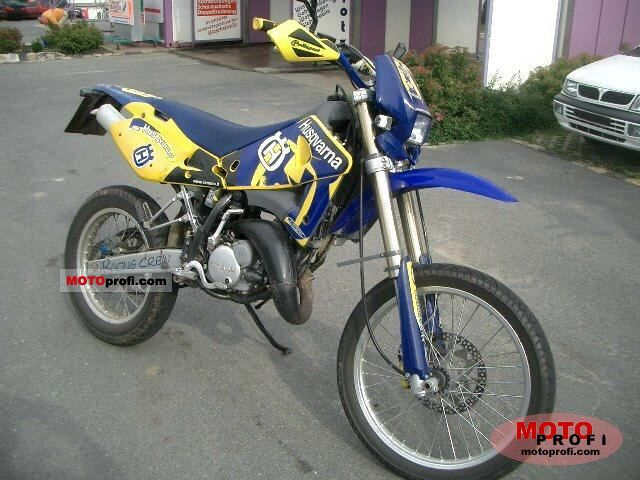 Husqvarna wre125 photo - 4