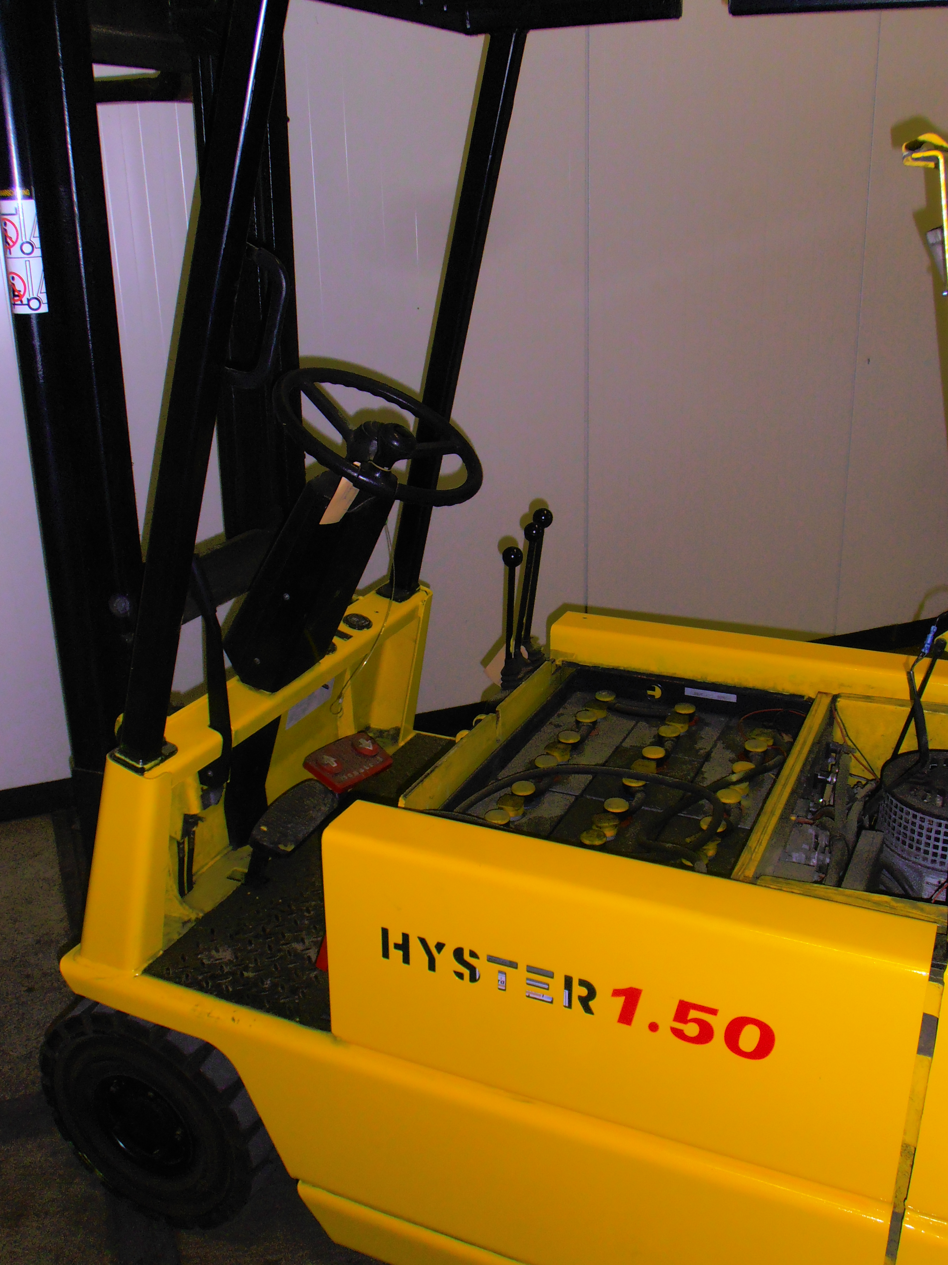 Hyster 1.50 photo - 1